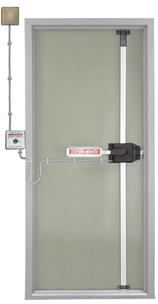 Securitech Multi-Point Exit Police Lock