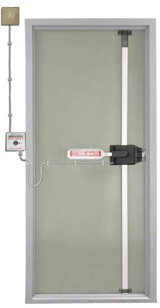 Securitech Multi-Point Exit Police Lock