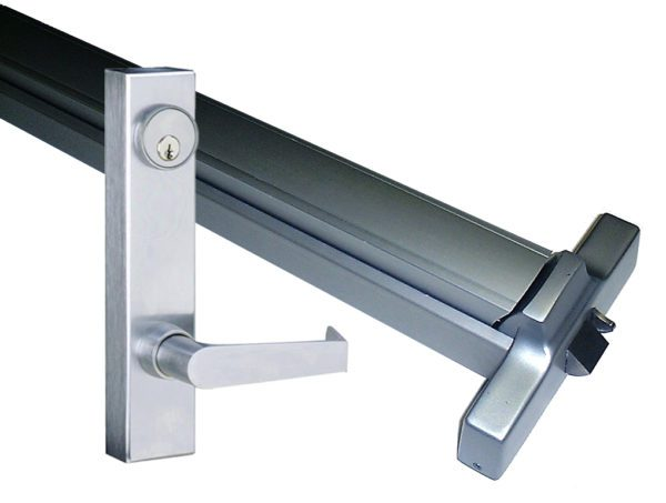 Securitech ACCED Access Control Exit Device