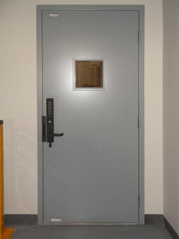 Securitech Centurion DX Door