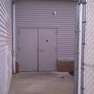 Forced Entry/Blast Resistant