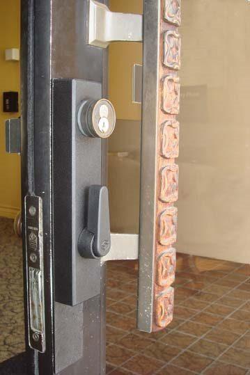 Securitech LDT Lock Device Trim