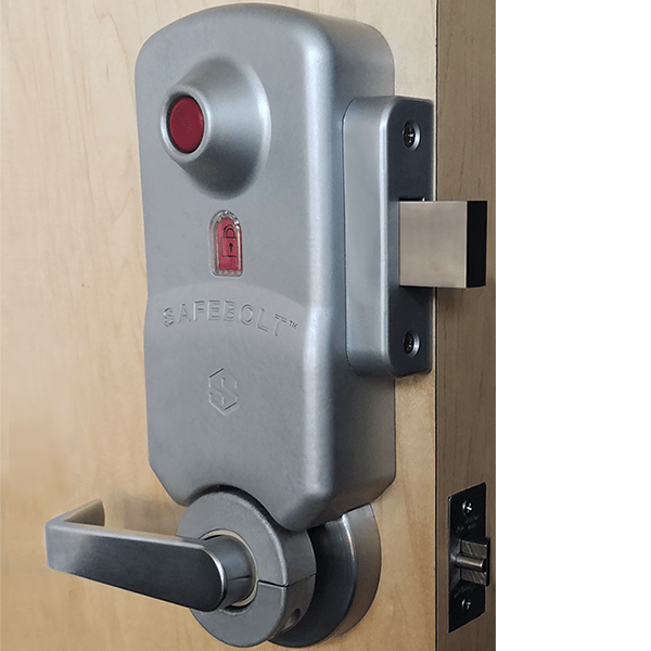 Instant Lockdown and Safe Haven Red Button Solutions for Schools, Offices, and Religious Institutions